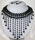 Black bijoux jewells - CL18+CE86