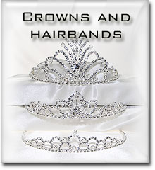 Crowns and hairbands